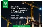 UDT na XXI Międzynarodowych Targach Budownictwa Drogowego AUTOSTRADA-POLSKA – 13 maja, Kielce