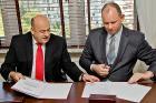 Urząd Dozoru Technicznego i Centrum Naukowo-Badawcze Ochrony Przeciwpożarowej podpisali porozumienie o współpracy – 29 sierpnia, Warszawa